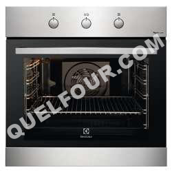 904a39a47f173d ELECTROLUX Four eastrable InfiSpace ROB2210AOX - Four - intégrable - niche  - largeur   56 cm