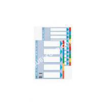nouveautes  Pendaflex Intercalaires 5 Touches Couleurs Assorties A4 100191