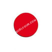nouveautes n n M860 01 Symbole Aimant 20 X 10 Mm 20 G Rouge Petit Cercle Rot M861 01